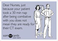 CT tech humor# hospital humor# Radiology humor