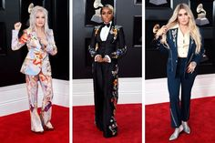 At the Grammy Awards, White Roses Paled in Comparison to Kesha Rose - The New York Times