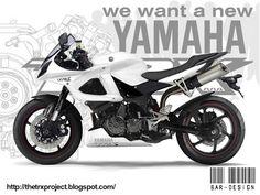 The TRX Project. The Yamaha TRX 850 blog: New Yamaha TRX concepts.