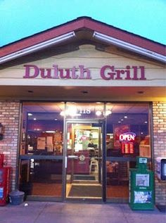 Restaurant Review: Duluth Grill, Duluth, MN