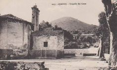 AIACCIU Chapelle des Grecs