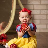 Confira o ensaio fotográfico inspirado nos contos de fada e protagonizado por uma linda bebê.
