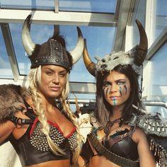 kung fury viking girl - Google Search