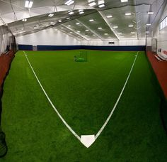 1000 images about baseball batting cages on pinterest for Design indoor baseball facility