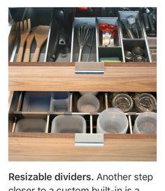 One Smart Idea: Vertical Silverware Storage U2014 Better Homes And Gardens   Silverware  Storage, Storage And Organizations