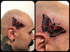 Old School Butterfly Tattoo shop tattoo como vittoriatattoo Studio di Tatuaggi Tattoos by vittoria Via Volta 49 Como Italy #tattoocomo #oldschoolbutterflytattoo #butterfly #tattoo #tatuaggi #como #vittoriatattoo #tattoosbyvittoria #toyavittoria #viavolta49