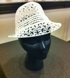 We could print your next Melbourne Cup Hat straight from your CAD files!