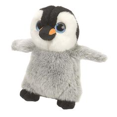 "Penguin Chick Wild Watcher Plush ( 7"" Tall)"