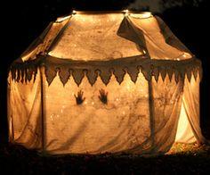 night tent