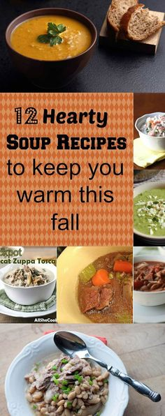 Hearty Soup Recipes