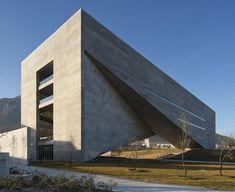 Centro Roberto Garza Sada de Arte Arquitectura y Diseño, Tadao Ando