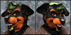 Fur Affinity is the internet's largest online gallery for furry, anthro, dragon, brony art work and more! Fursuit Head, Anthro Furry, Animal Costumes, Red Panda, 2d Art, Furry Art, Beautiful Creatures, Puppets, Costume Ideas