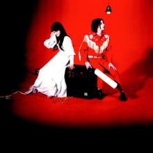 Awesome album. The White Stripes almost 10 years ago...