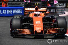 Stoffel Vandoorne, starts 12th after grid penalty McLaren MCL32