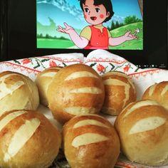 I magici panini bianchi di Heidi