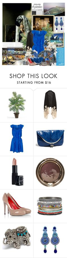"""Valencia beauty...A-B-C Quiz"" by purplecherryblossom ❤ liked on Polyvore featuring Edition, Metropolis, Hemisphere, Candela, Nearly Natural, Valentino, Warehouse, HOBO, NARS Cosmetics and D&G"