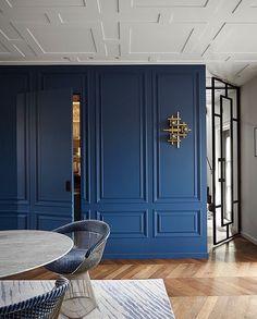 www.joliesse.ru интерьер гостиная кухня столовая дверь