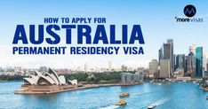 There is a provision that the candidates who apply for PR visa in Australia are in a position to change their status to the citizen after completing three years formal work.  #AustraliaImmigration #AustraliaPR #WorkinAustralia  #MoreVisas Australia Immigration, Work In Australia, Citizen, Opera House, How To Apply, Change, Formal, Travel, Preppy