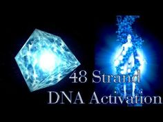 48 Strand DNA Activation - Cosmic DNA Upgrade - Akashic Records Harmoniz...