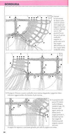 Scuola di pizzo di Cantù 2001 (bolillos) - Blancaflor1 - Picasa Webalbums