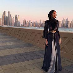 ♔ Caucasus: traditional dress Abaya Fashion, Muslim Fashion, Hijab Fashionista, Fairytale Fashion, Gowns Of Elegance, Mode Hijab, Alternative Fashion, Traditional Dresses, Pretty Dresses
