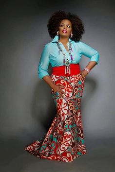 Collective African Designs: Stunning Skirts.