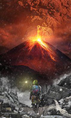 The Legend of Zelda: Light the Way (art by me)