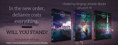 Smiling Book Reviews: Blog Tour Review & Giveaway: The Uncloaked Trilogy...