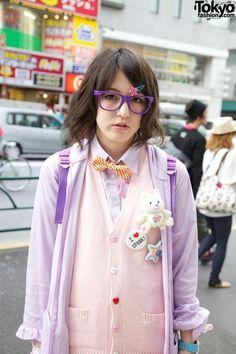 #japan #street #fashion #harajuku