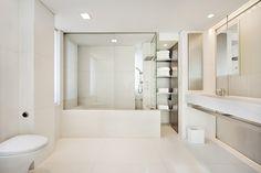 785 Park Ave Apartment by Gabellini Sheppard Associates.  Elegance, generous one bedroom apartment.
