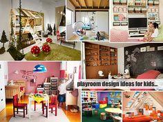 20 Playroom Design Ideas