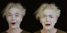 Masker onderzoek Sjoerd Schwibettus: 2. 'jantje lacht jantje huilt'