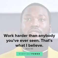 65 Meek Mill Quotes and Lyrics On Freedom and Success Great Motivational Quotes, Positive Quotes, Inspirational Quotes, Famous Quotes About Success, Success Quotes, Meek Mill Quotes, Meek Mill Dreamchasers, Senior Year Quotes, Quotes To Live By
