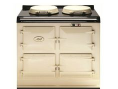 3 Oven AGA Classic Special Edition Heat Storage Cast Iron Range Cooker - Cream