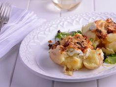 Receta | Patatas rellenas con sustento - canalcocina.es