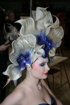 Some Pictures Of Fantasy Hairstyles Will Give You Inspiration ...