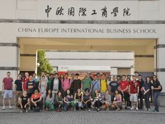 18 best new york university stern school of business images on mba student richard liao blogs about studying abroad at the china europe international business school reheart Images