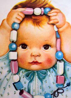 Baby's Christmas  (1959) by Eloise Wilkin