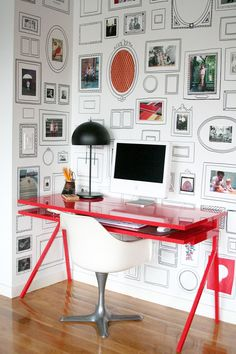 15 Ways to Doodle on Your Walls via Brit + Co. I LOVE THIS SO MUCH.