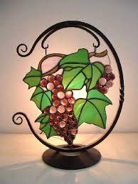 「ステンドグラス ランプ 葡萄」の画像検索結果