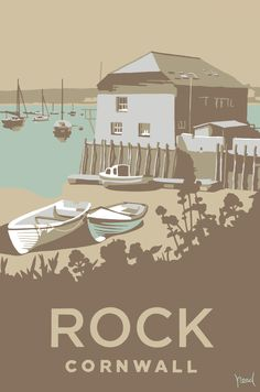 Rock (SR19) Beach and Coastal Print http://www.thewhistlefish.com/product/p-sr19-rock-art-print-by-steve-read #rock #cornwall