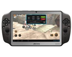 Archos GamePad Available At US Online Retailers For $179 - Archos GamePad is now up for sale in the US at various online retailers like Amazon and Adorama. The portable gaming system comes with a 7-inch 1,024 x 600 screen running Android 4.1 (Jelly Bean) and perfect gaming physical buttons. These all are packed within a 0.3-inch thick device priced at $179. [Click on Image Or Source on Top to See Full News]