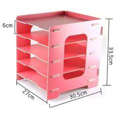 Creative Eco-Friendly DIY Desktop Organizer-Style11 - Shipping Cap Promotion- - TopBuy.com.au