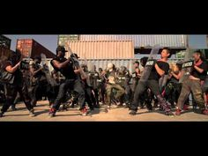 "STEP UP REVOLUTION - FILM CLIP #9 ""MOOSE DANCE"" -- Awesome Adam G Sevani ♥"