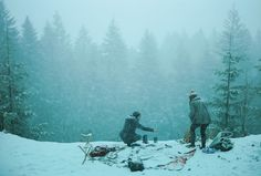 Polar boot camp