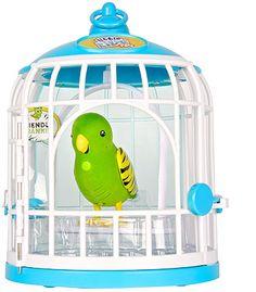 Little Live Pets Bird Cage - Friendly Frankie