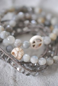 B I S K O P S G Å R D E N: Nya smycken..