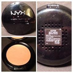 NYX COSMETICS Stay Matte Powder Foundation in Soft Beige Retail $9.99 My Price $5.00 OBO Matte Foundation, Powder Foundation, Makeup For Sale, Matte Powder, Nyx Cosmetics, Professional Makeup, Eyeshadow, Beauty, Eye Shadow