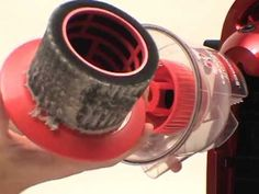 How To Clean Bagless Vacuum Filter & Hose