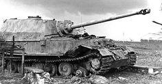 Original WW2 Footage – Massive 72 Ton Jagdtiger Tanks Surrender In Germany, 1945 (Watch)
